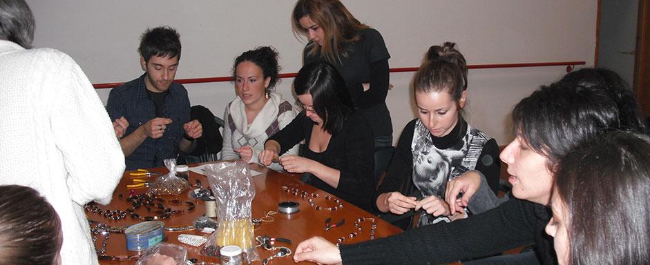 Laboratorio artigianale Ass.C.A. Firenze - Bigiotteria