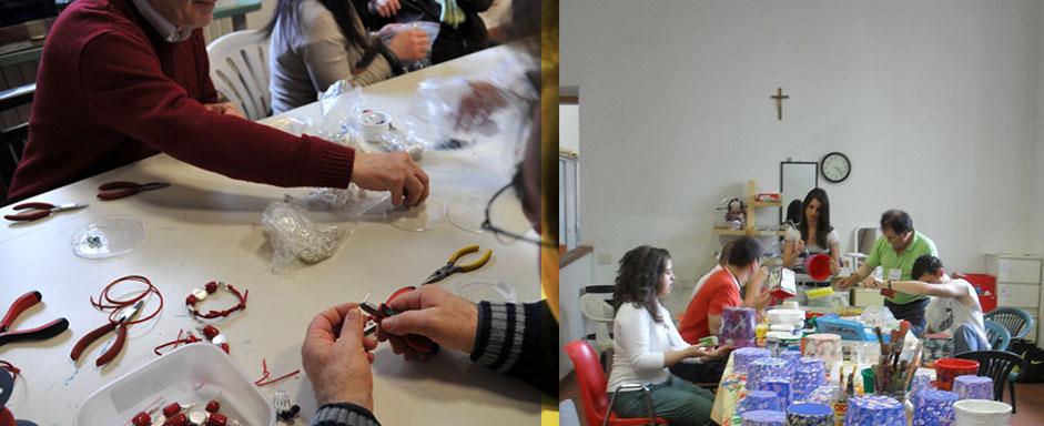 Laboratorio artigianale Associazione di volontariato Ass.C.A. Firenze